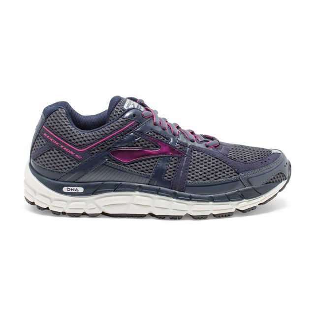 Brooks Lady Addiction 12 B in Dunkelblau