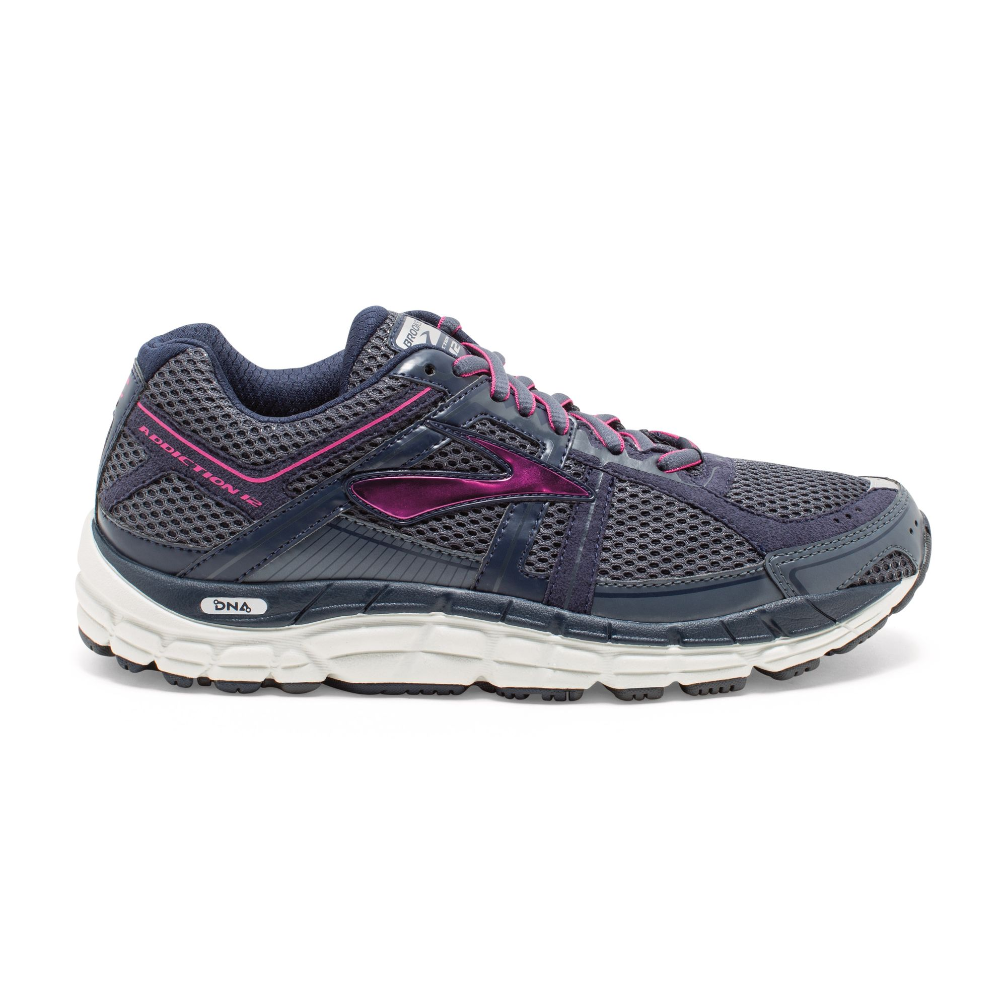 Brooks Lady Addiction 12 B (Dunkelblau)