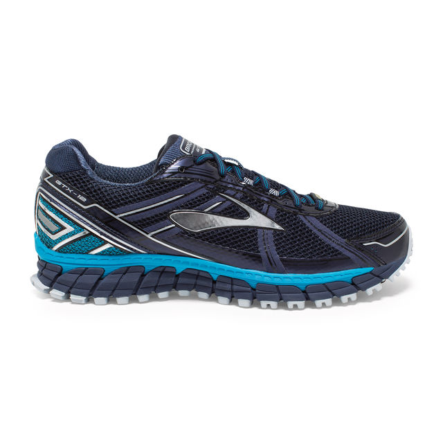 Brooks Adrenaline ASR 12 GTX in Dunkelblau
