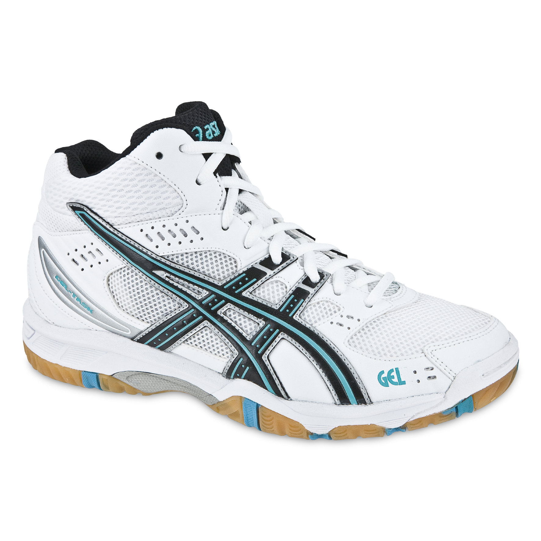 Asics Lady Gel Task MT in Weiß