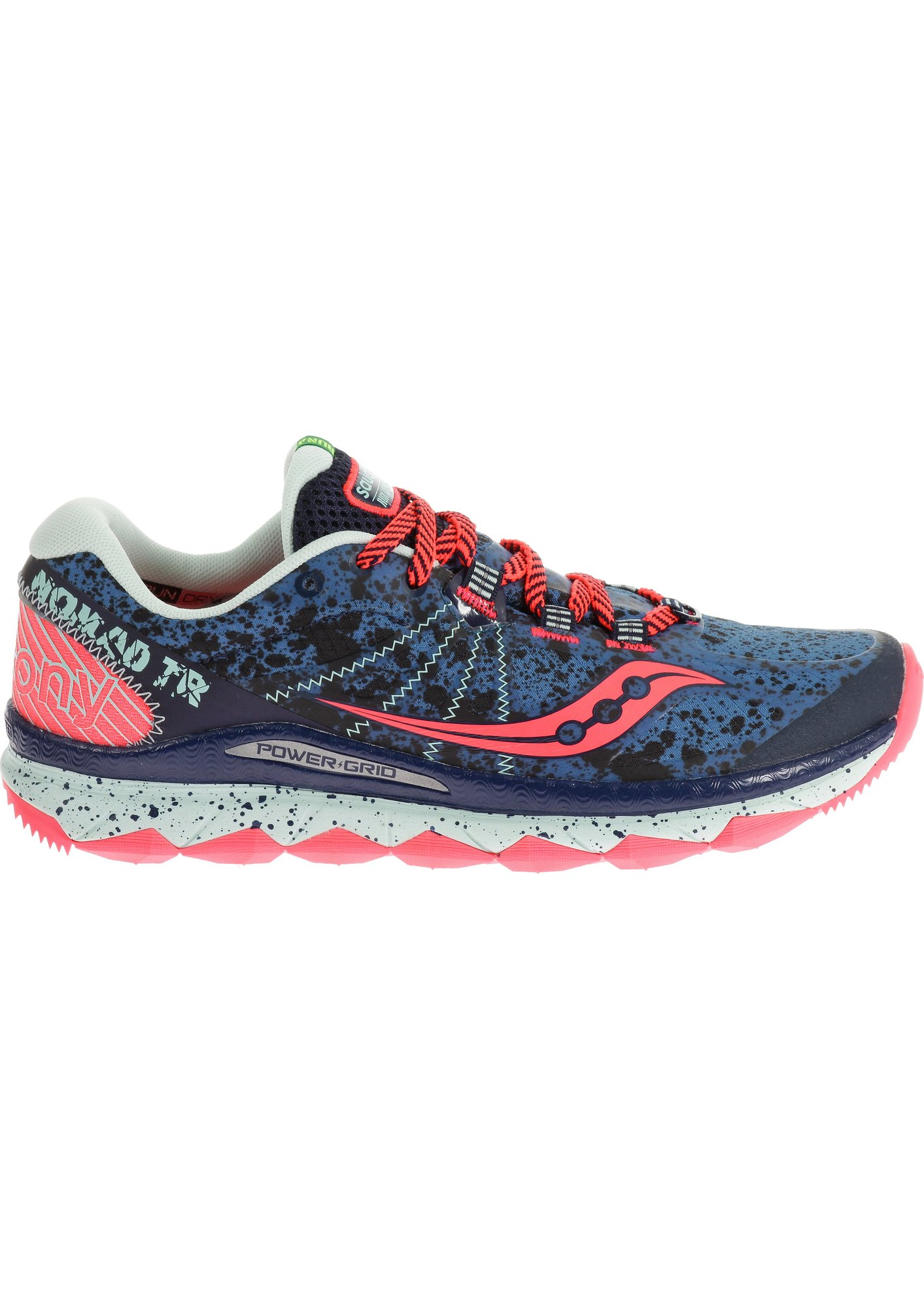 Saucony Lady Nomad TR (Blau Orange)