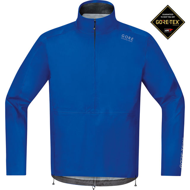 Gore Air GT AS Half-Zip Jacket in Blau