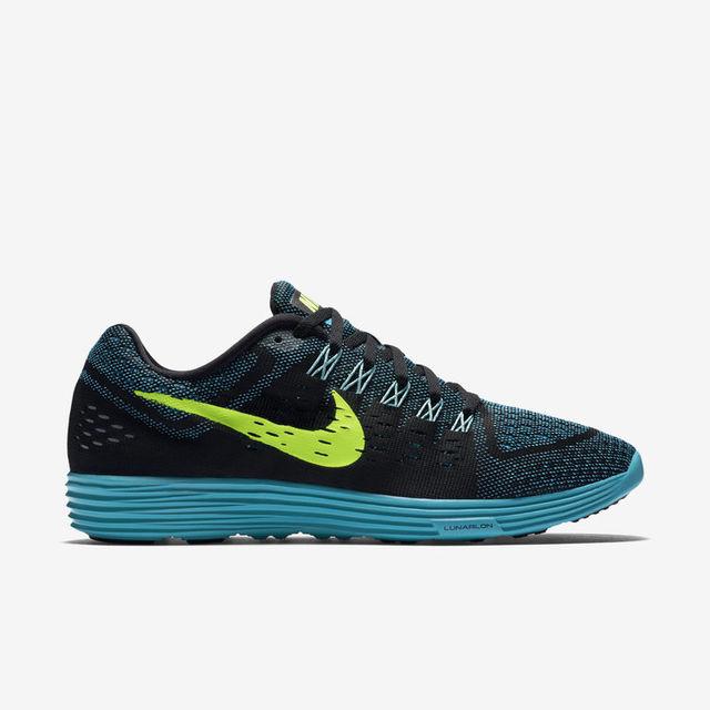 Nike LunarTempo in Blau Schwarz