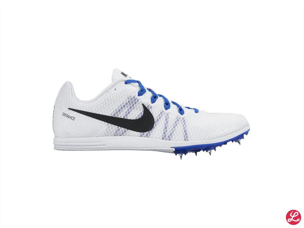 Nike Zoom Rival D 9 (Weiß Blau)
