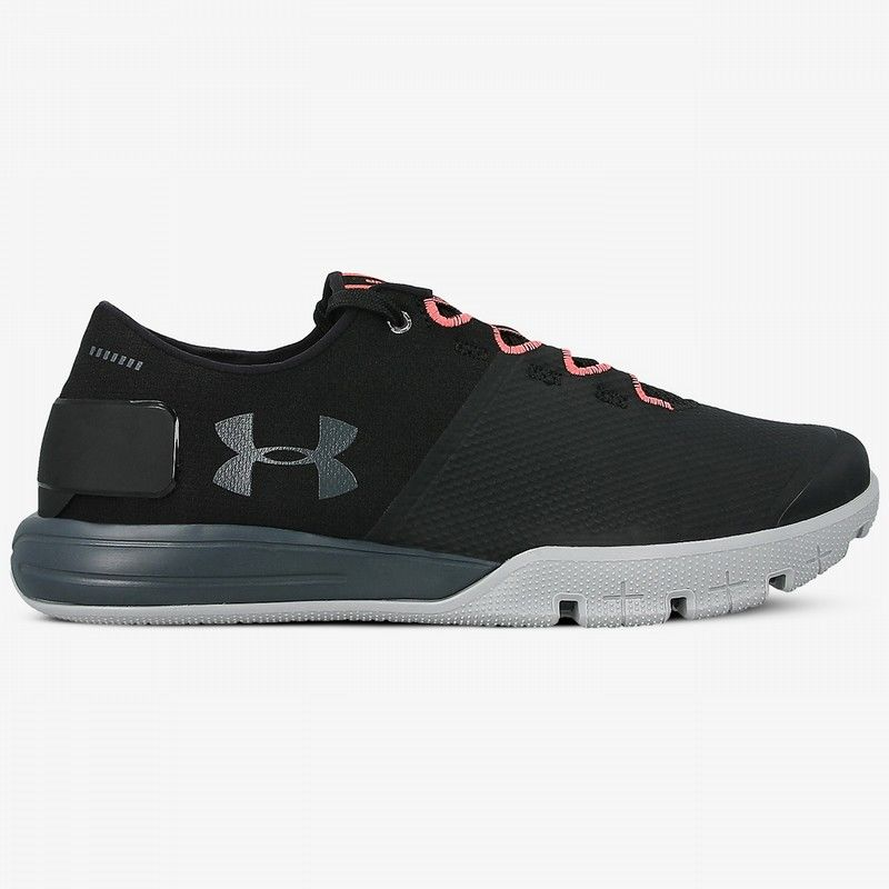 Under Armour Charged Ultimate TR 2.0 in Schwarz Grau