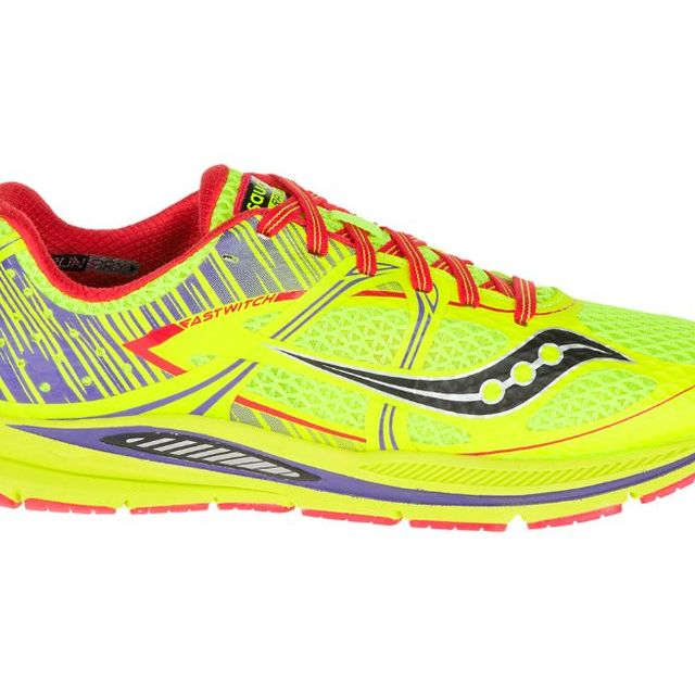 Saucony Lady Fastwitch 7 in Gelb