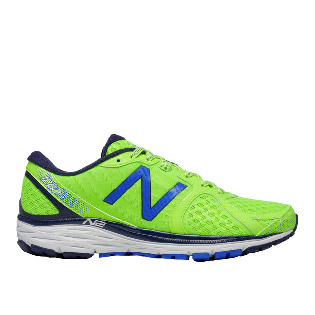 New Balance 1260 V5 in Yellow Blue