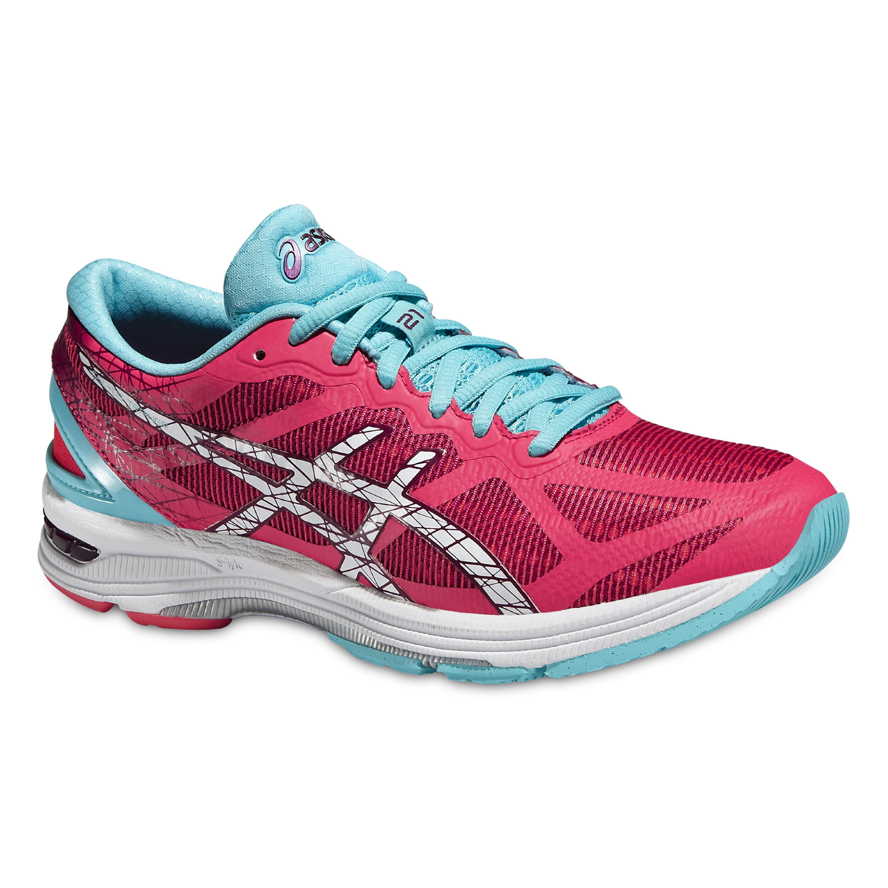 Asics Lady Gel DS-Trainer 21 in Pink