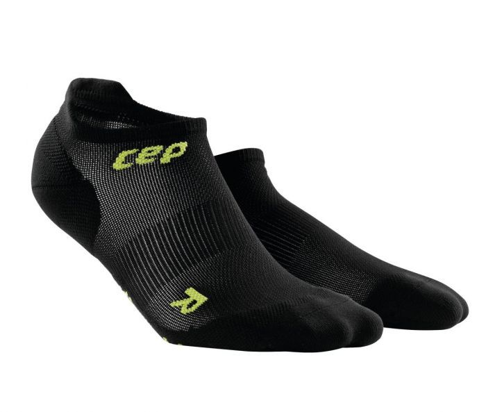 cep Men´s Ultralight No Show Socks (Schwarz)