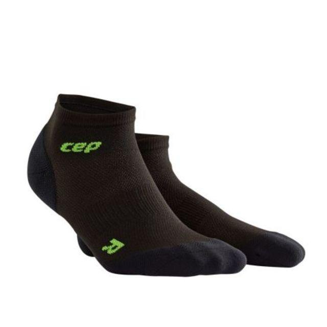 cep Ultralight Low Cut Socks Men in Schwarz