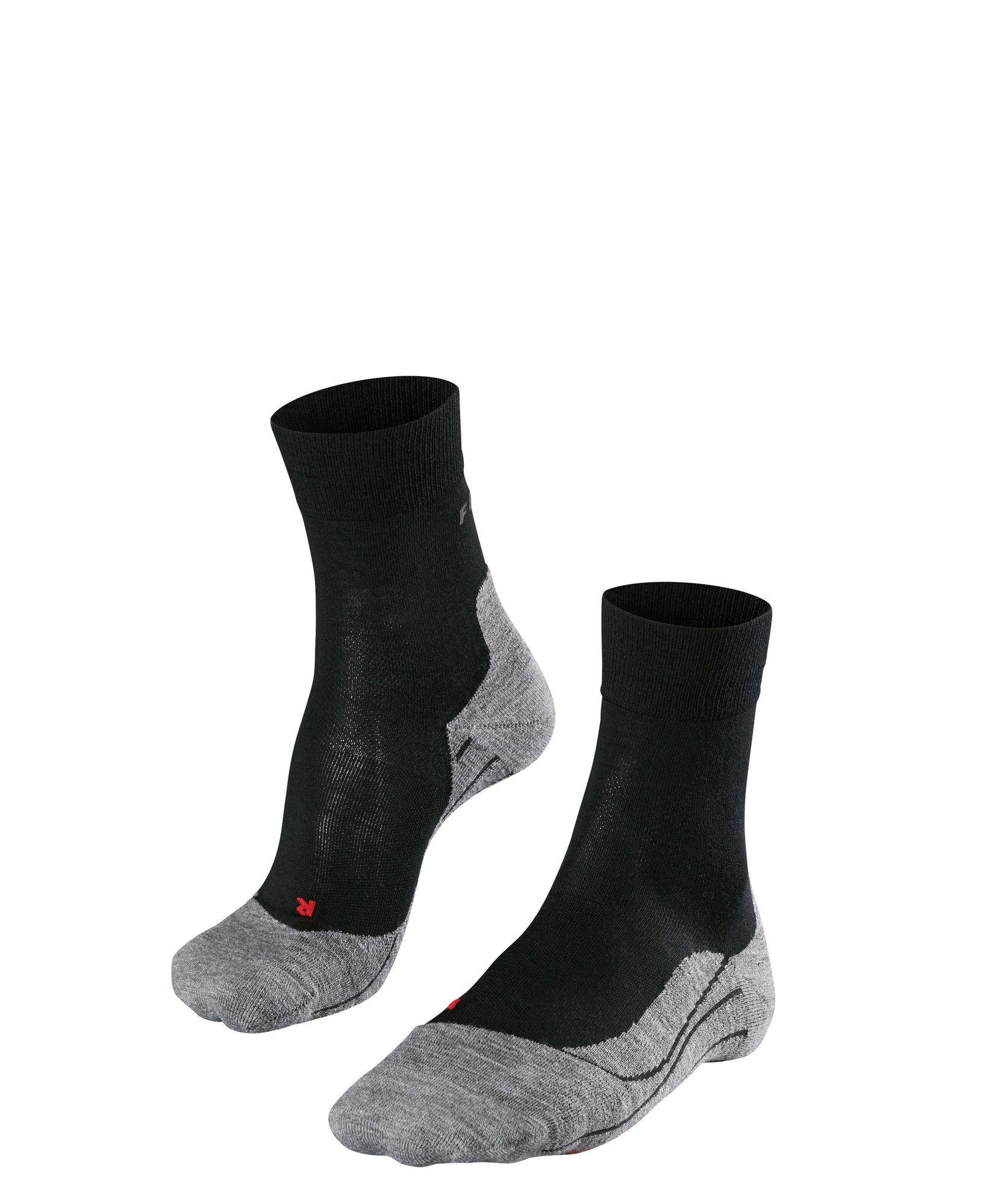 Falke RU4 Wool Damen (Schwarz)
