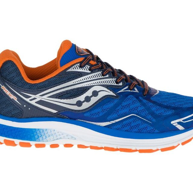 Saucony Kids Ride 9 (Blau)