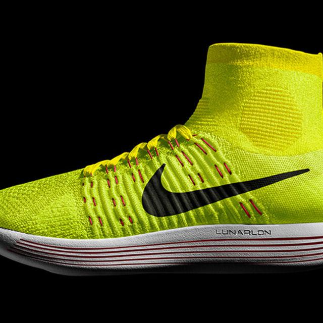 Nike LunarEpic Flyknit (Volt)