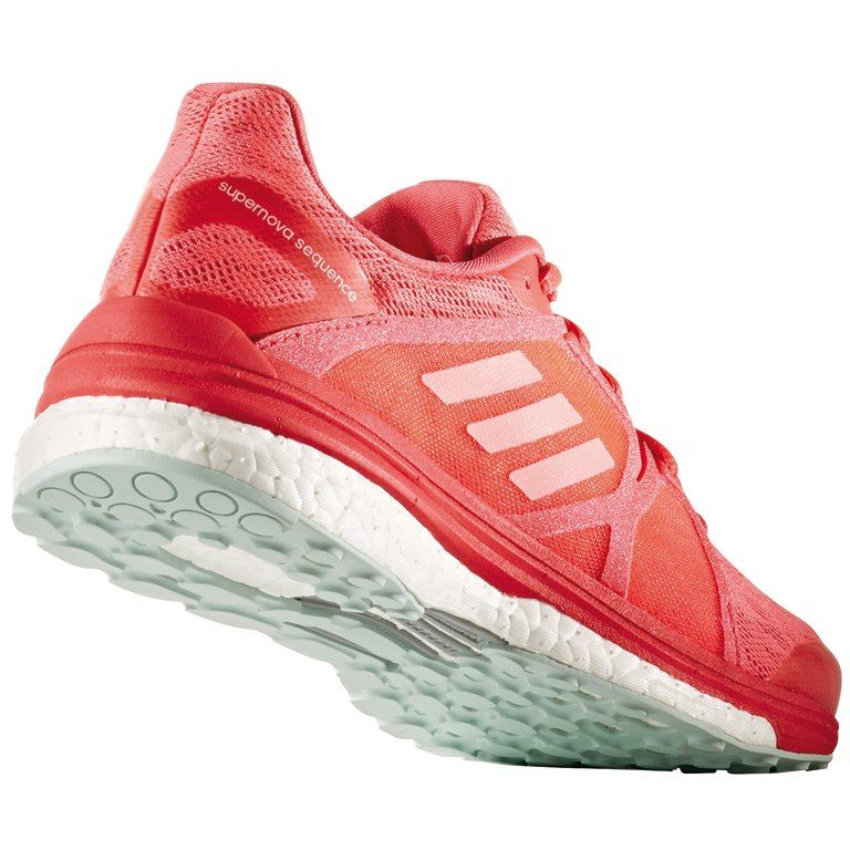 adidas Supernova Sequence 9 w in Rot