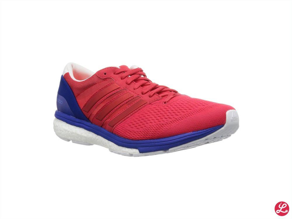adidas Adizero Boston 6 (Rot Blau)
