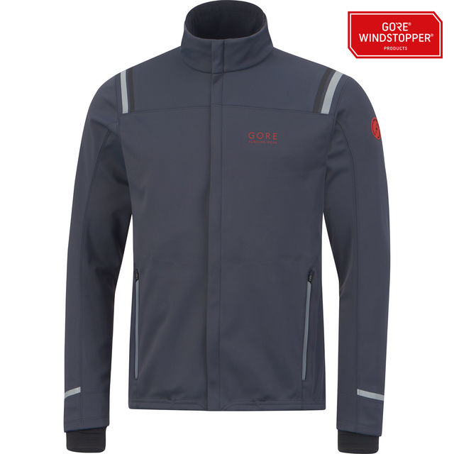 Gore Mythos 2.0 GWS Jacket in Grau