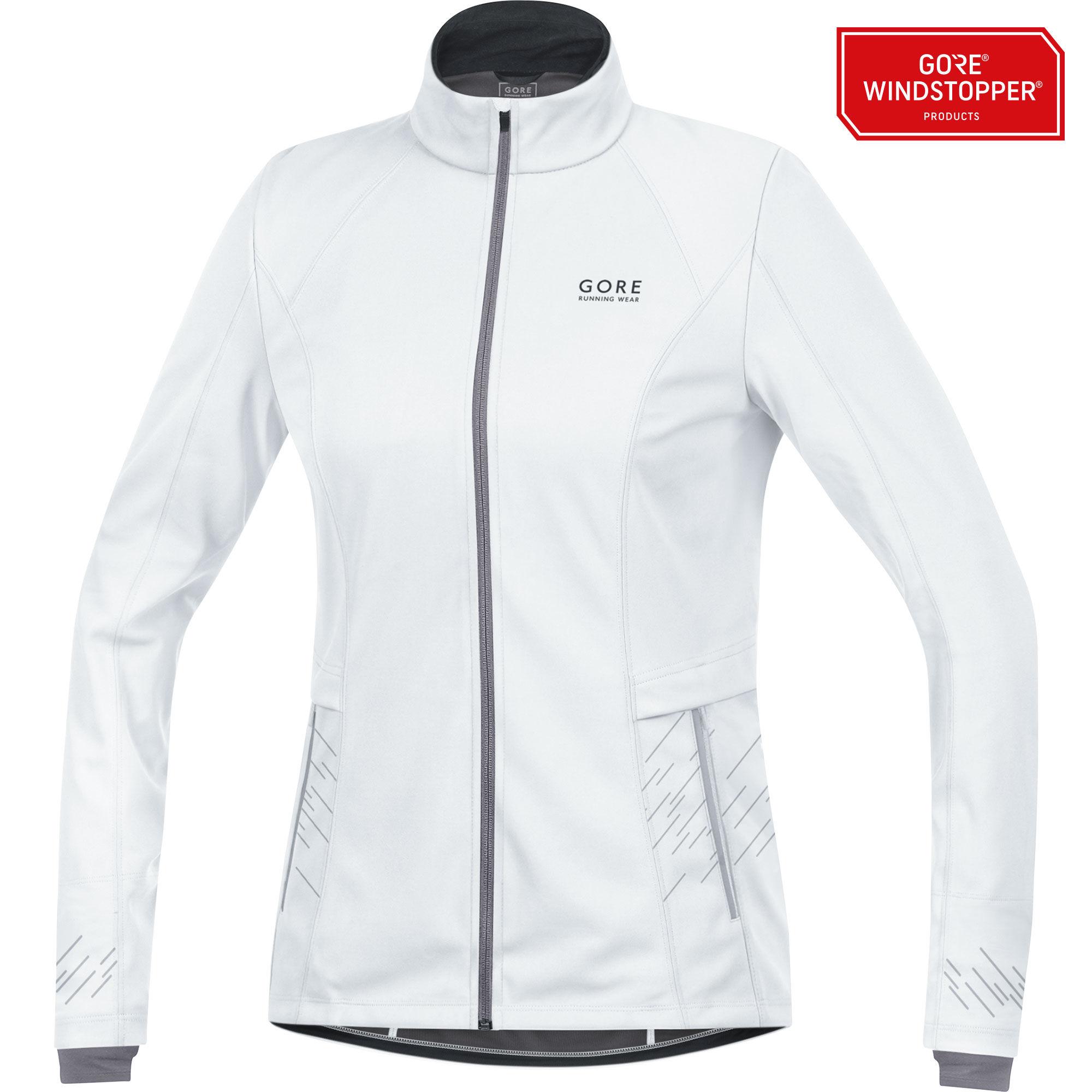 Gore Mythos Lady GWS Jacket in Weiss