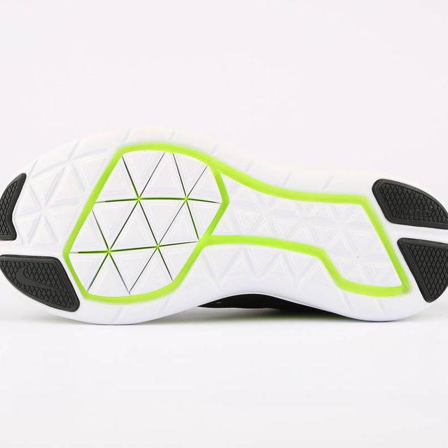 Nike Flex Run GS (Schwarz)