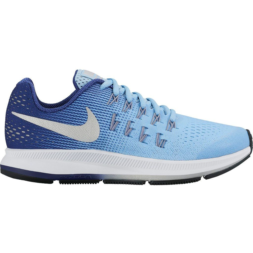Nike Pegasus 33 GS in Blau