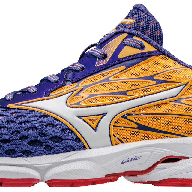 Mizuno Lady Wave Catalyst 2 (Blau Orange)