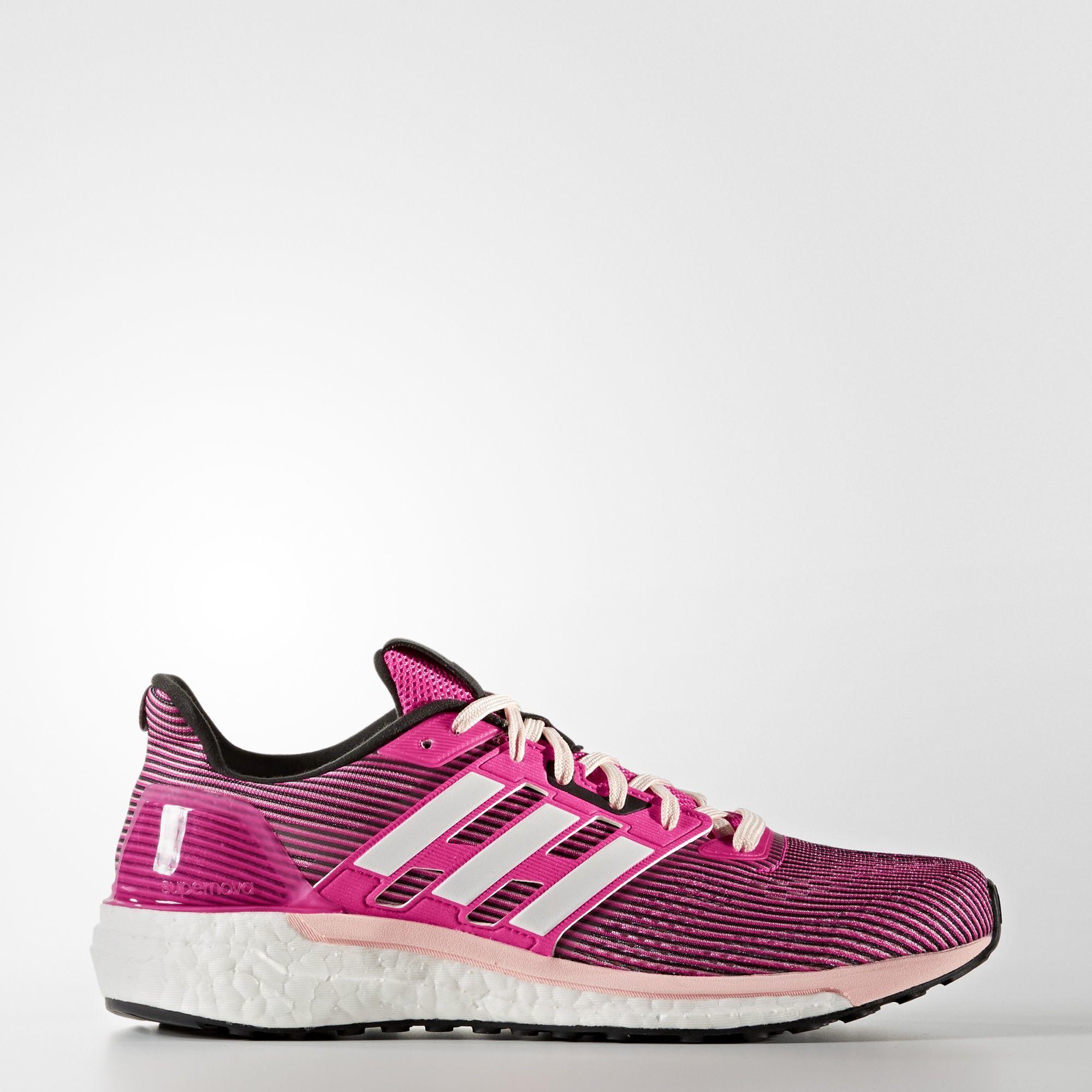 adidas Supernova w in Pink