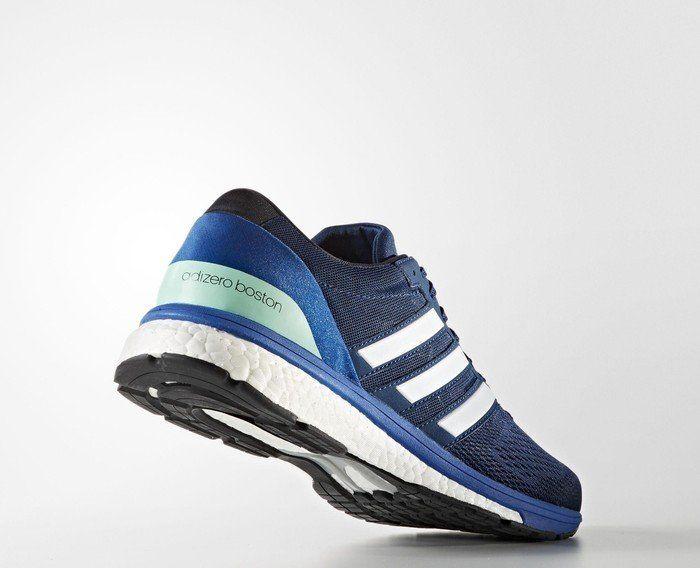 adidas Adizero Boston 6 in Blau