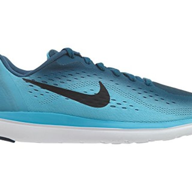 Nike Flex Run GS in Blau