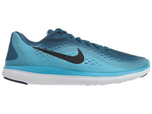 Nike Flex Run GS in Blau