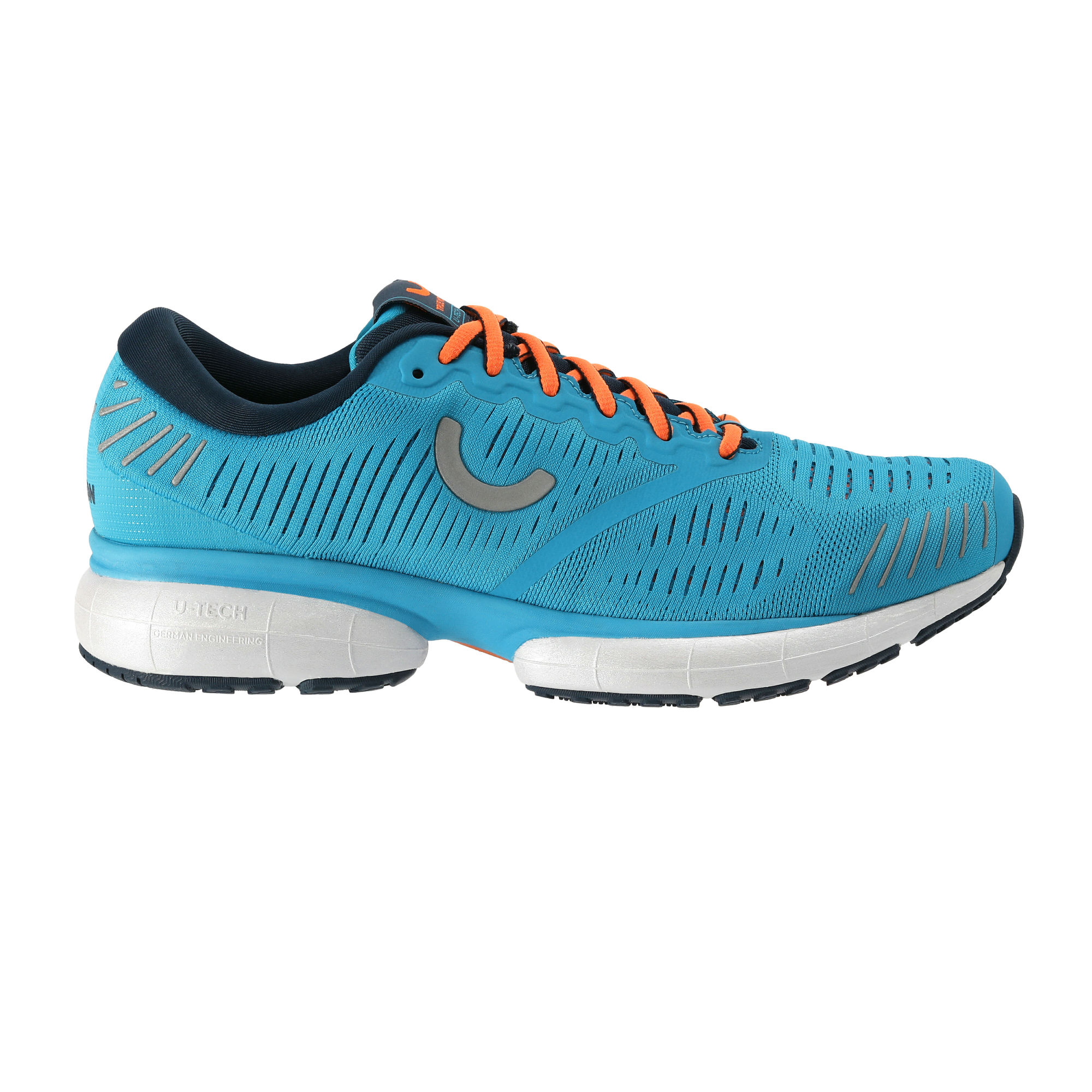 True Motion U-Tech Nevos in Blau Orange