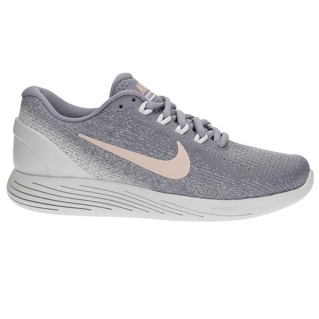 Nike Lady LunarGlide 9 (Grau)