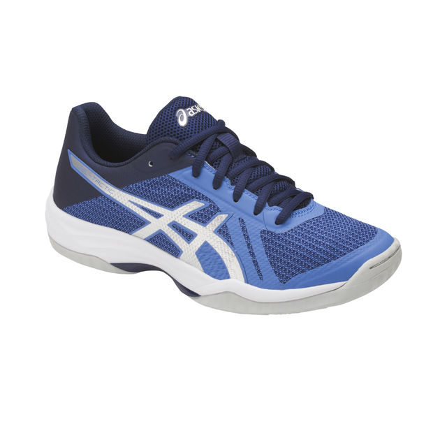 Asics Lady Gel Tactic in Blau