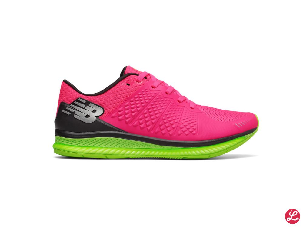 New Balance Lady FuelCell v1 (Pink Grün)