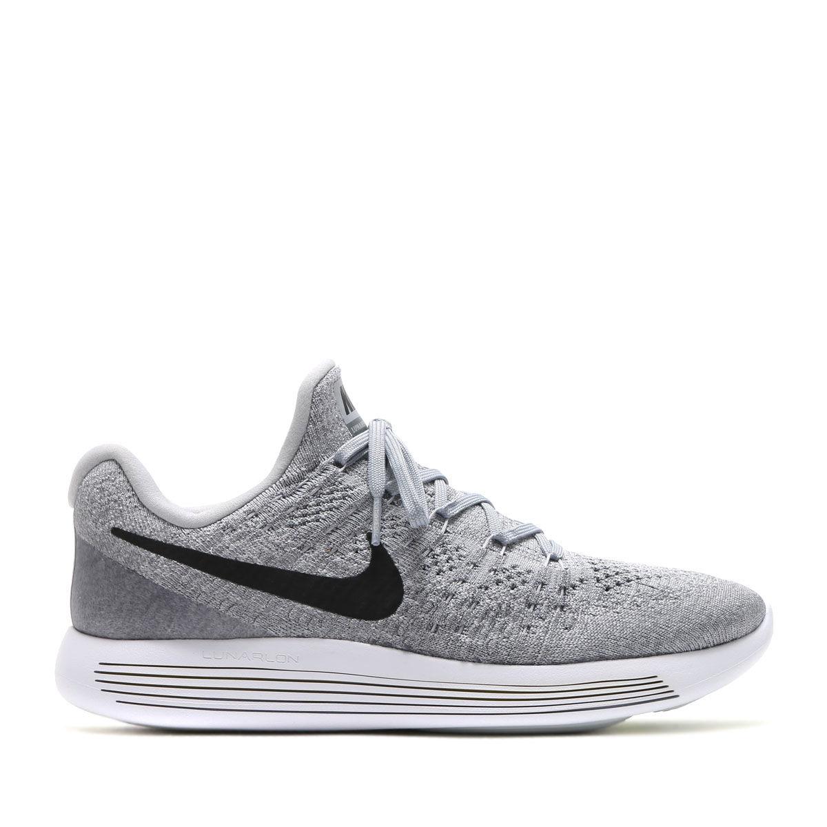 Nike LunarEpic low Flyknit 2 (Grau)