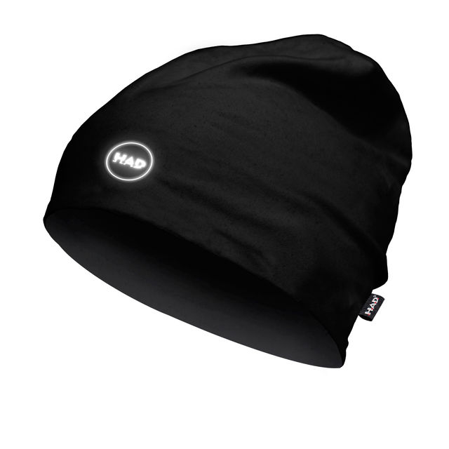 ProFeet HAD Printed Fleece Beanie (Schwarz Reflektion)
