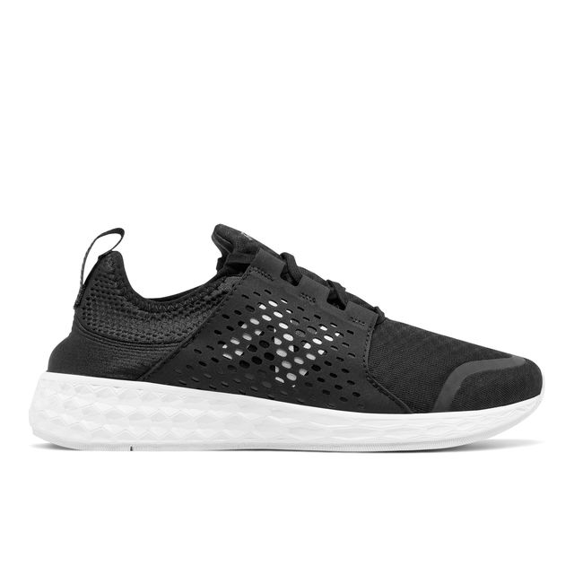 New Balance Lady Fresh Foam Cruz in Schwarz