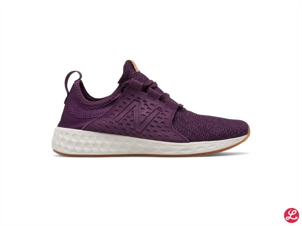 New Balance Lady Fresh Foam Cruz (Aubergine)