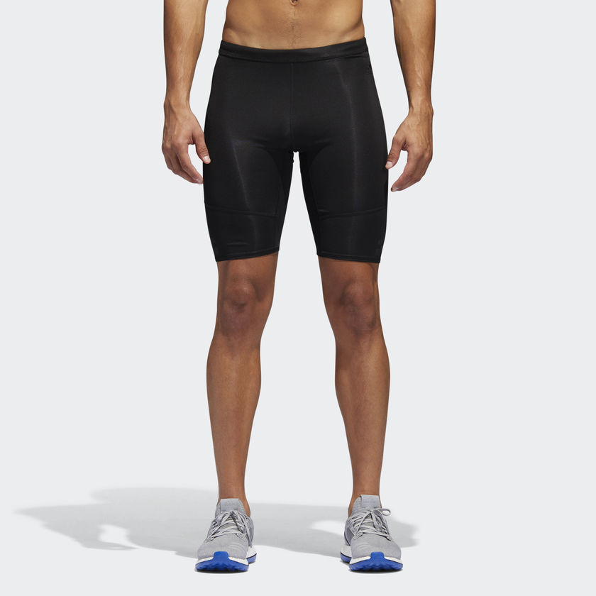 adidas Supernova Short Tight in Schwarz