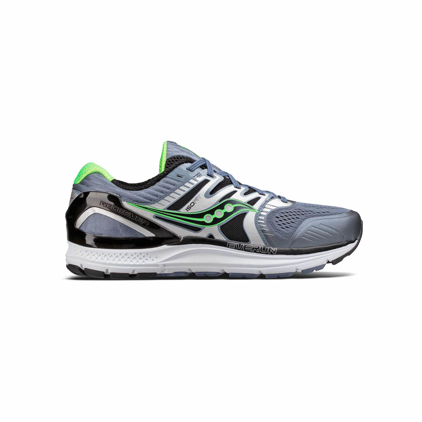 Saucony Redeemer Iso2 in Grau Silber