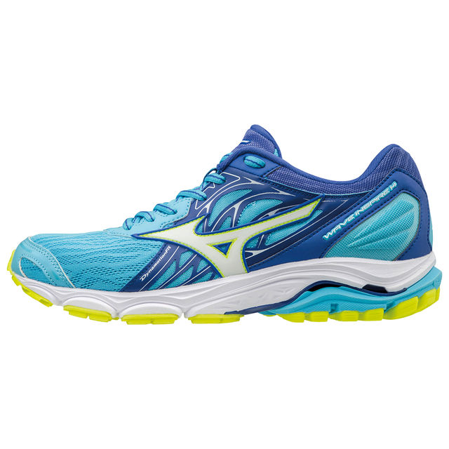 Mizuno Lady Wave Inspire 14 2A in Hellblau