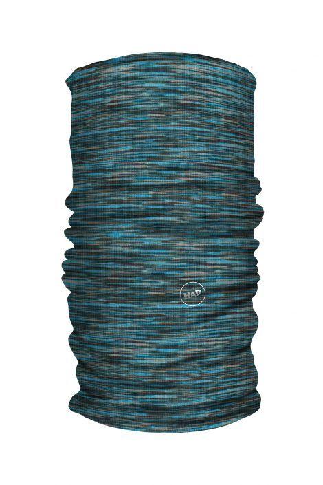 H.A.D. Printed Fleece Tube (Multi Blue)