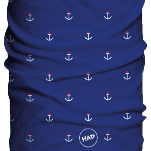 H.A.D. Originals Multifunktionstuch (Maritim Blau)