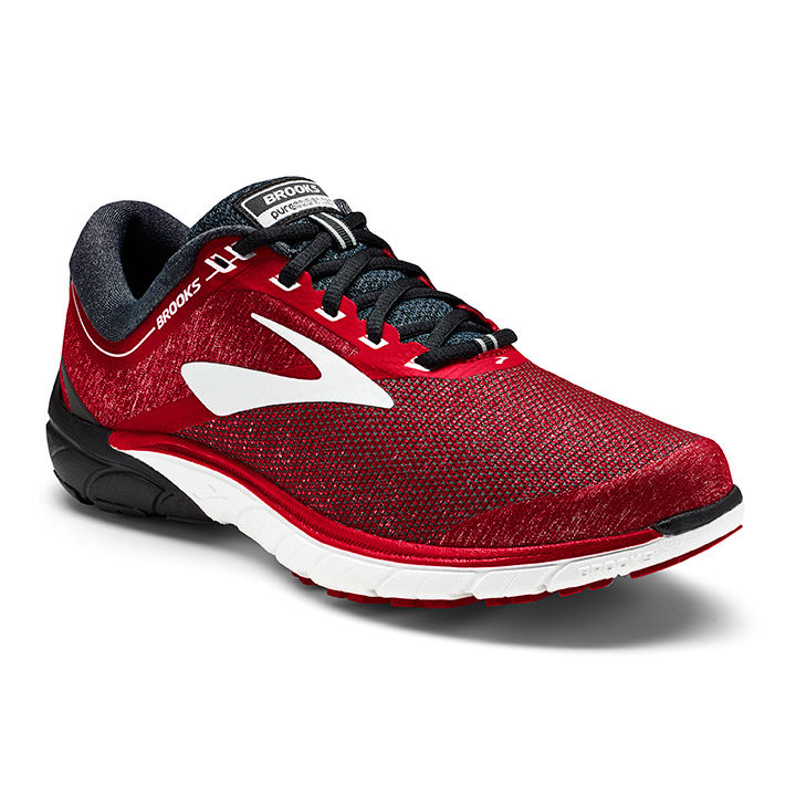 Brooks PureCadence 7 in Rot