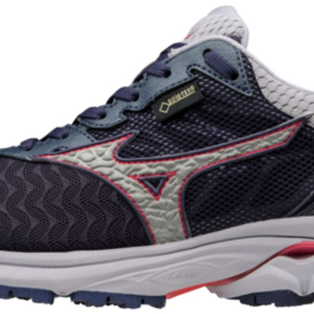 Mizuno Lady Wave Rider 21 GTX (Angel Falls/True Blue/ Electric)