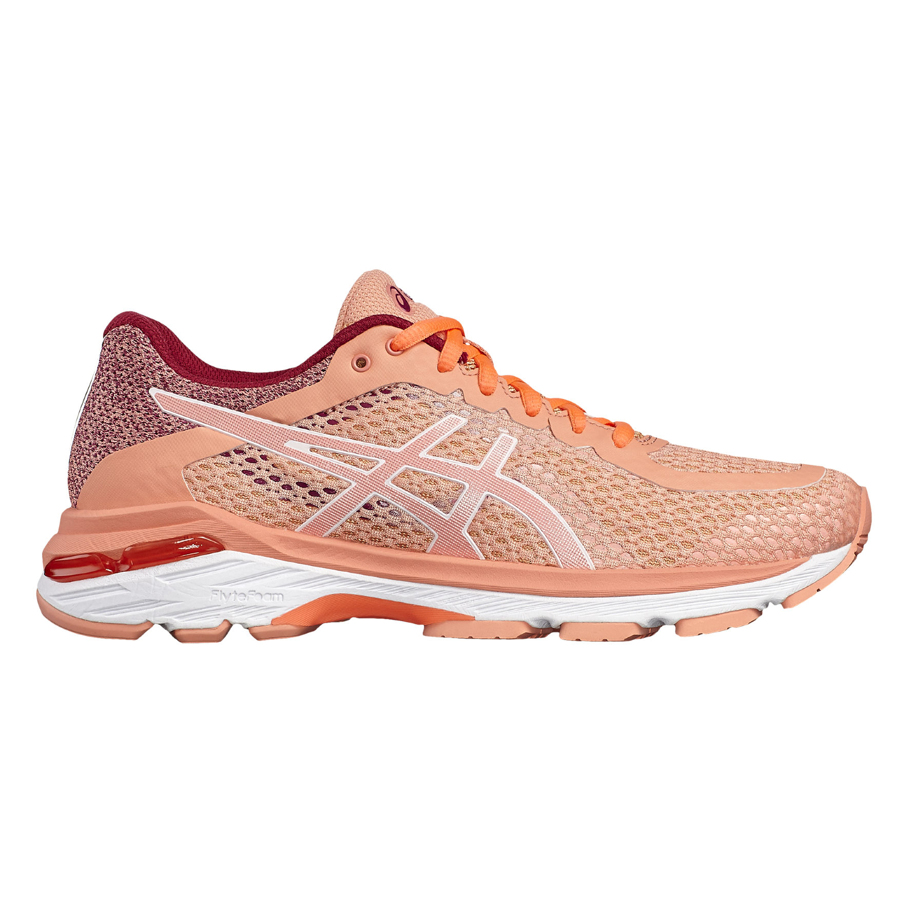 Asics Lady Gel Pursue 4 in Peach