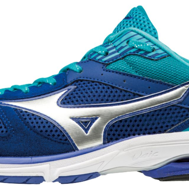 Mizuno Wave Aero 16 in Blau