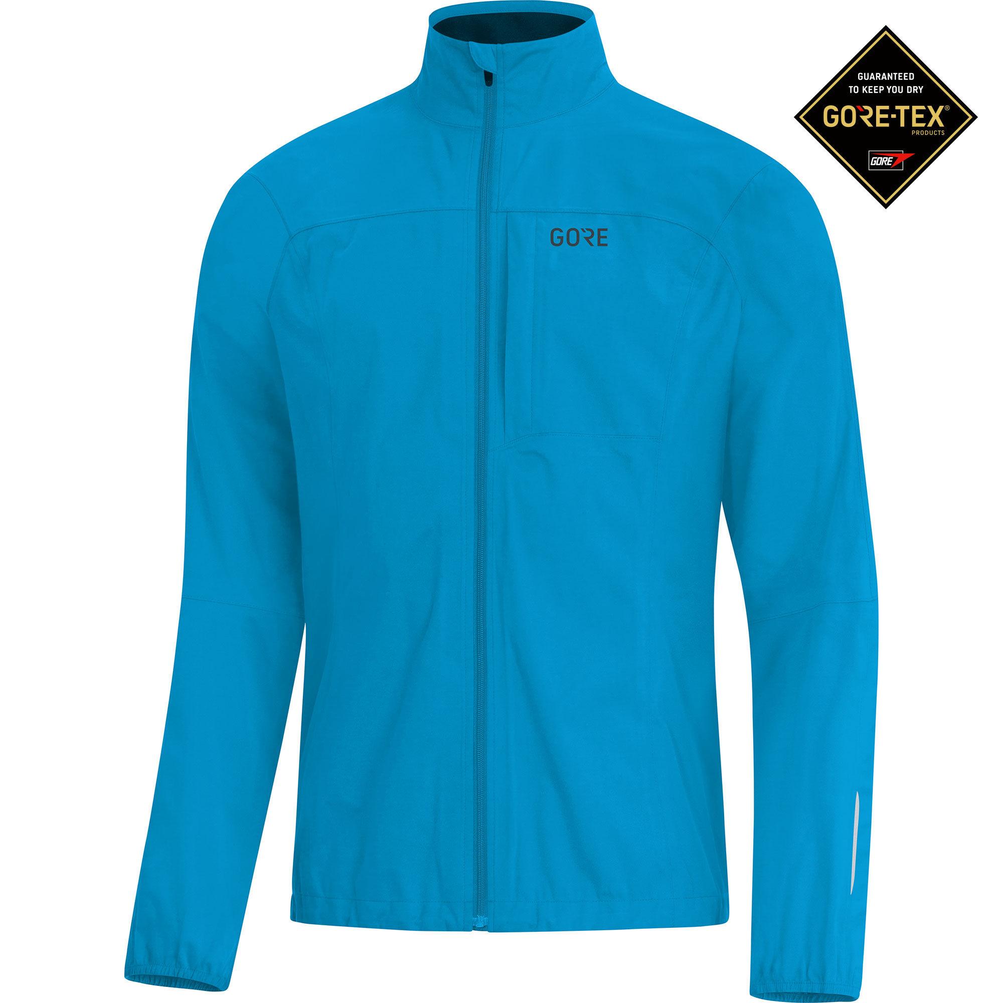 Gore R3 GTX Active Jacke in Blau