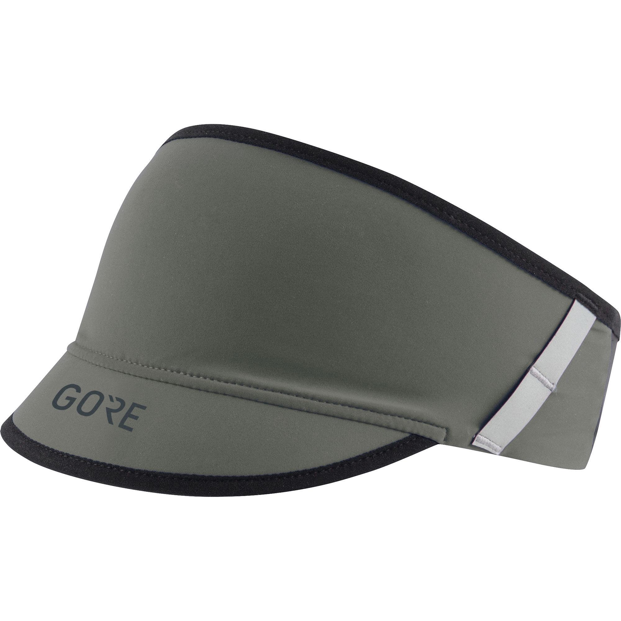 Gore R7 Visor in Grau