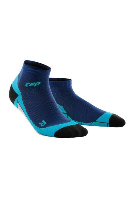 cep Low Cut Socks Men in Dunkelblau Blau