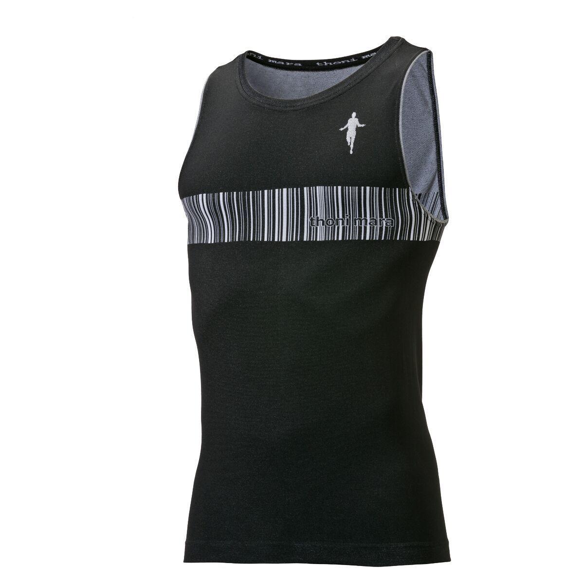 Thonimara Sommer OA Shirt EAN in Schwarz