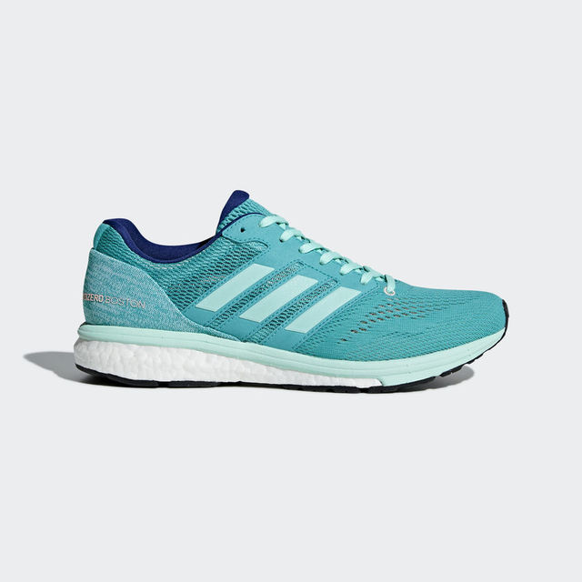 adidas Adizero Boston 7 w in Blau